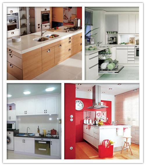 China 3mm PE Aluminium Cladding Panel For Kitchen Cabinets