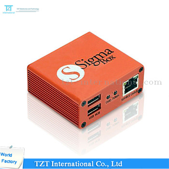 The Newest Version Unlock Box Sigma Box with 9 Cables