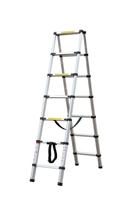 Telescopic Ladder (2.6m+2.6m)