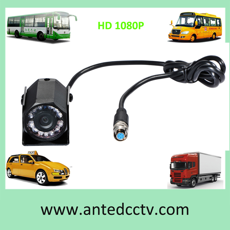 Car Surveillance Camera with Mobile DVR for Vehicle Bus CCTV