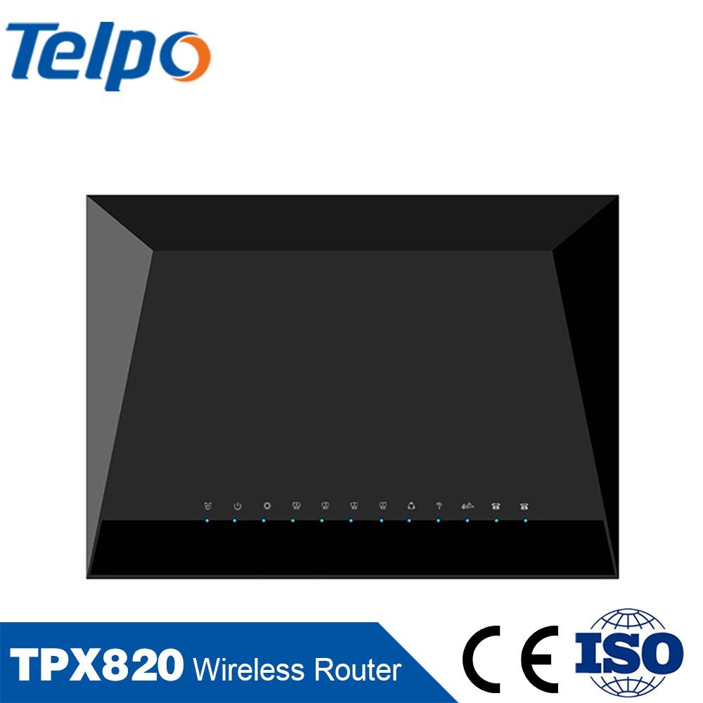 China OEM Manufacturer Wireline/Wireless 192.168.1.1 Wireless Eoc WiFi Router