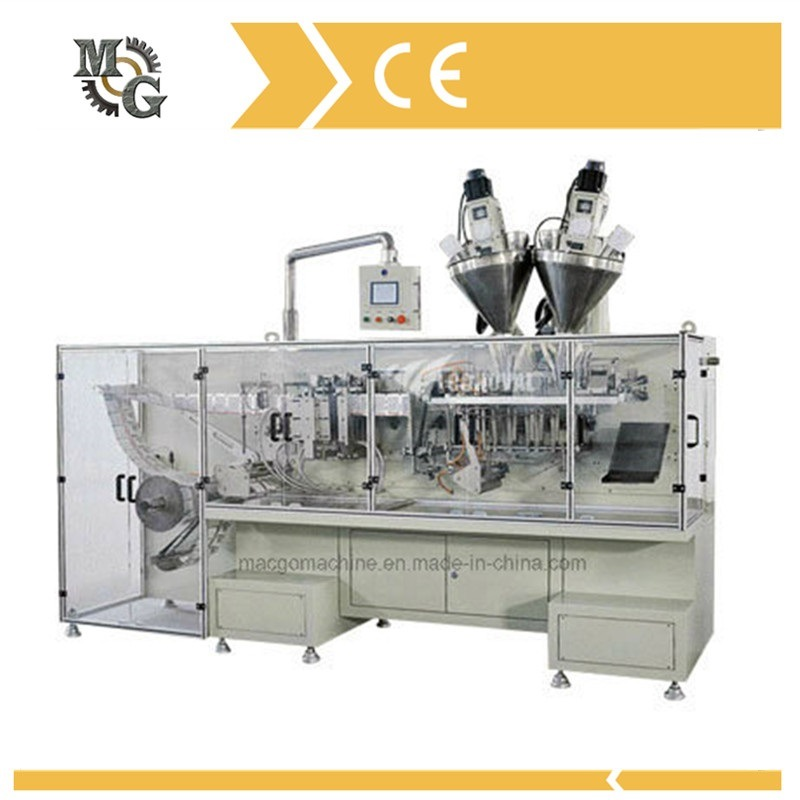 Horizontal Pouch Packaging Machine (HS-180)