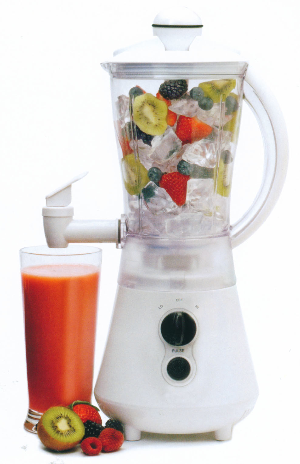 Unique Pulse Feature Functions Juicer (WHB-012)