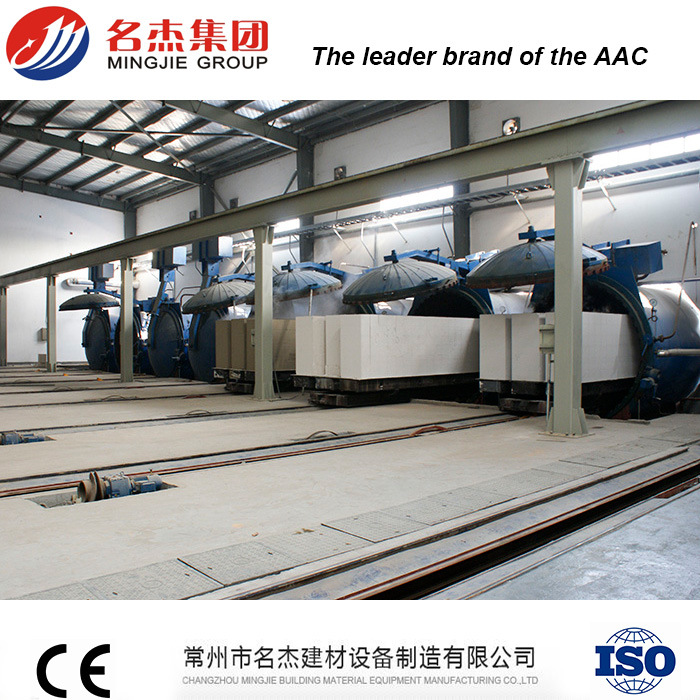 Light Weight AAC Block Manufacturing Plant