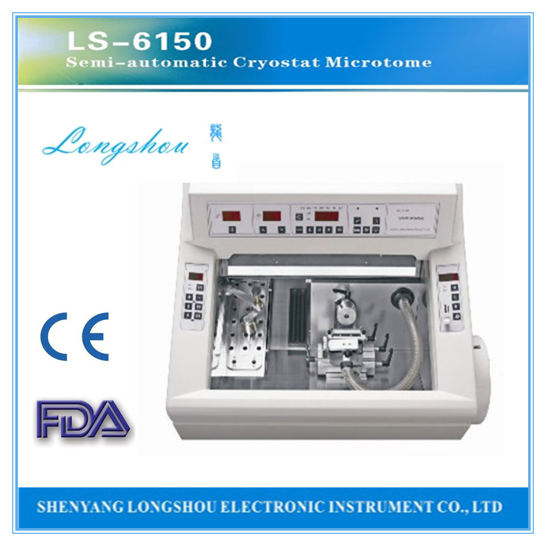 High Quality Cryostat Microtome Supplier (LS-6150)