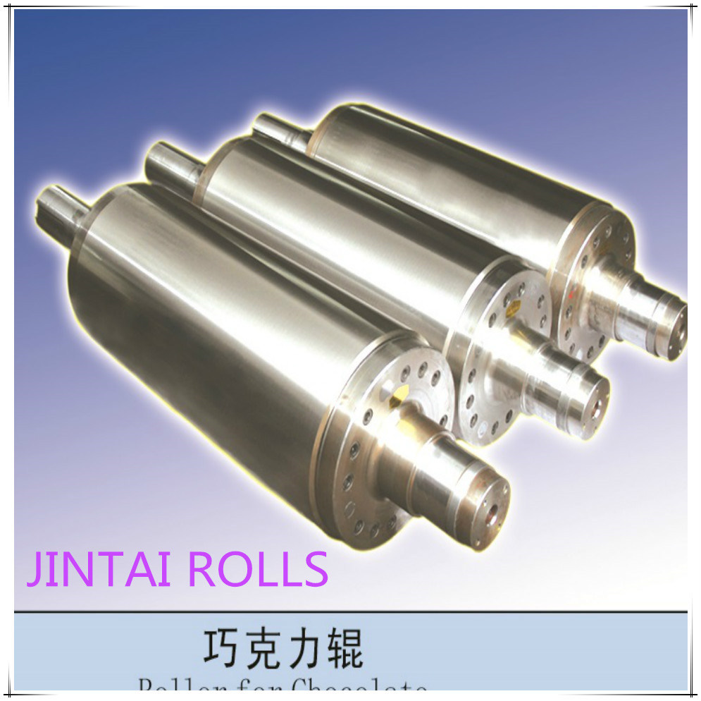 High Quality Alloy Roll for Chocolate Machine