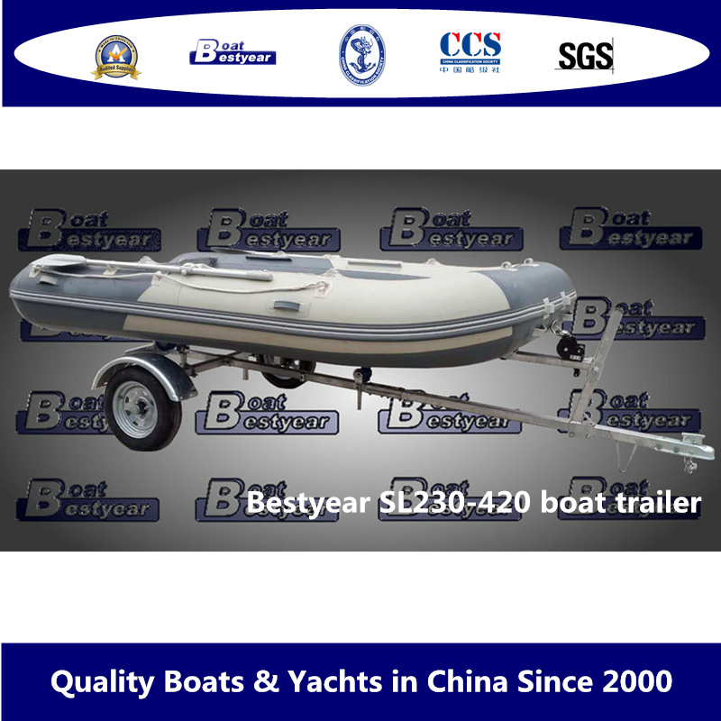 Bestyear SL230-420 Boat Trailer