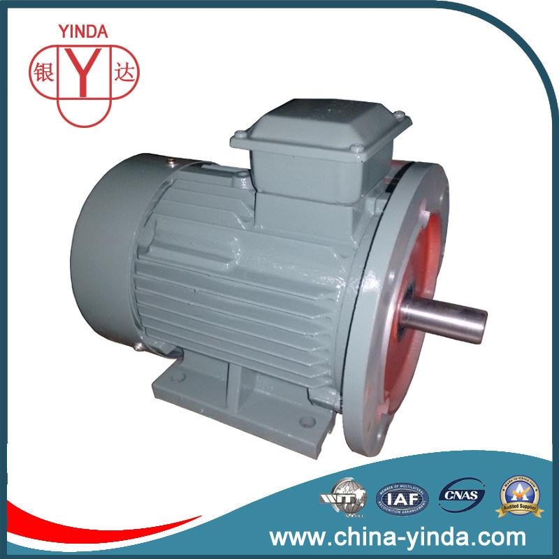 Ie3 Premium Efficiency Three Phase AC Motor