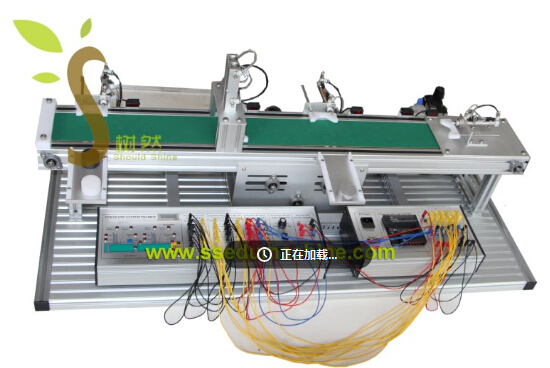 Sorting Trainer Mechatronics Training Equipment Factory Automation Trainer