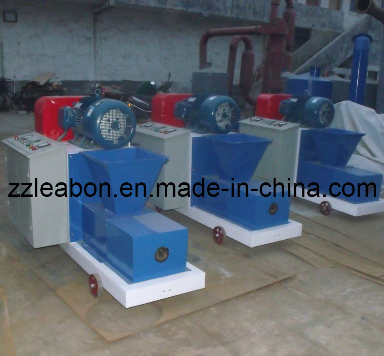 Leabon High Quality Biomass Straw Briquette Machine