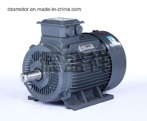 160kw Three Phase Asynchronous Electric Motor AC Motor