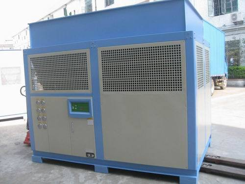 Air Cooled Chiller with Heat Exchanger