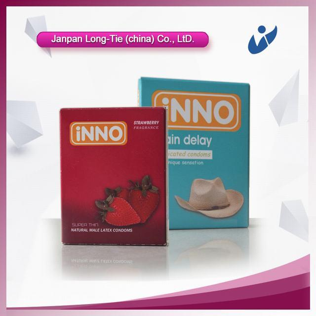 OEM Bulk Male Condom with Good Quality