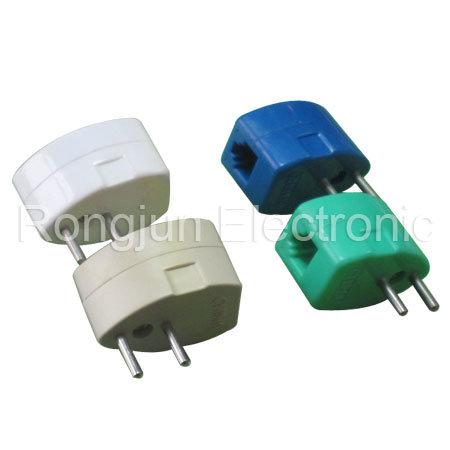 Telephone Plug and Jack (RJ-0107)