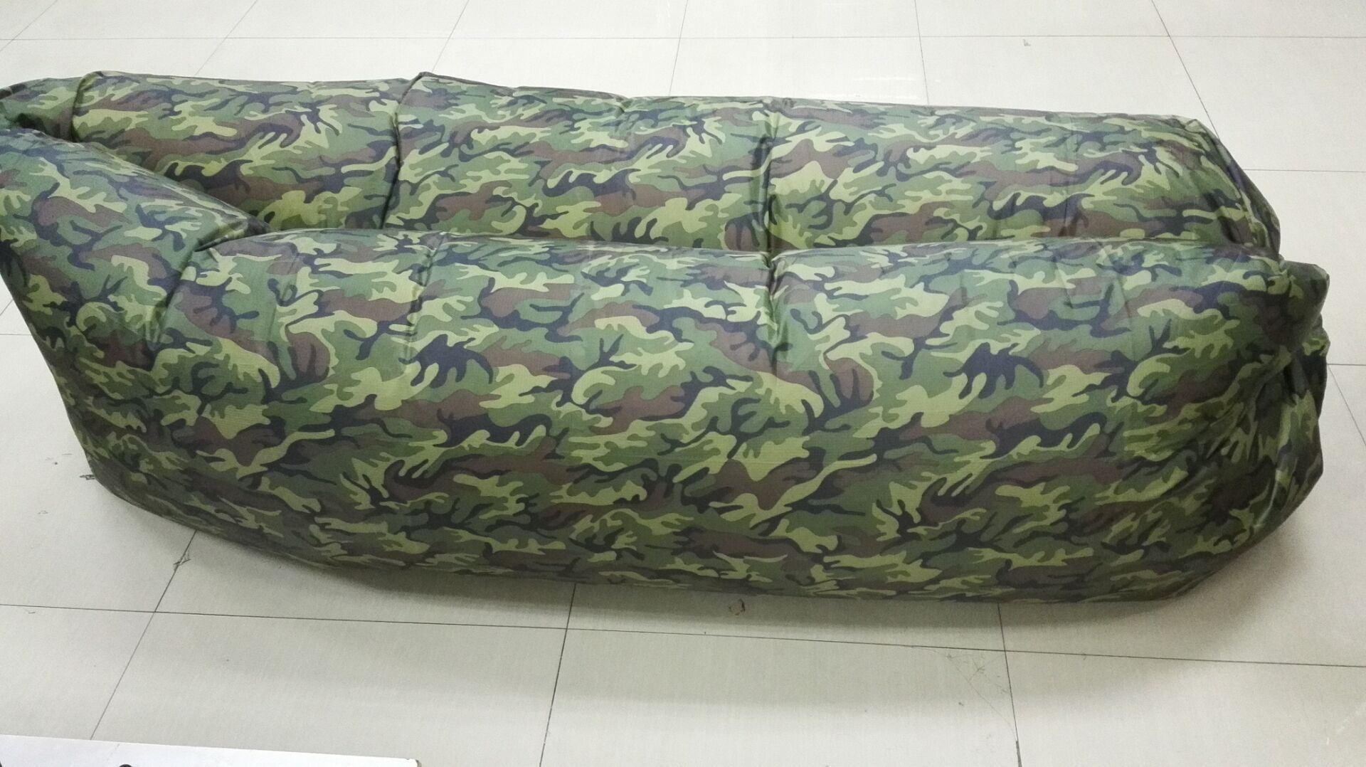 Lamzac Inflatable Lounger Air Sleep Camping Sofa
