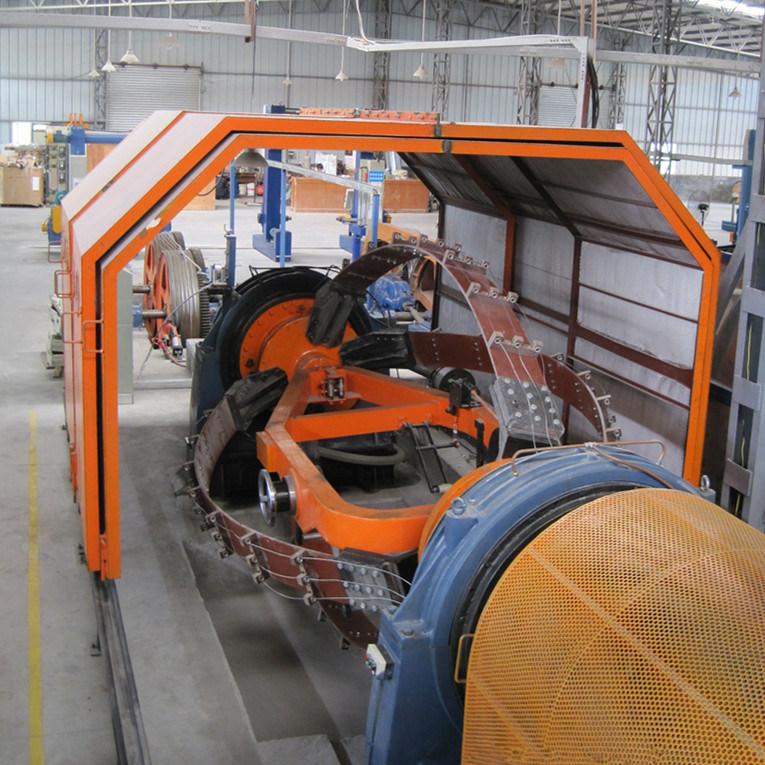 630/12+1250/1 Tubular & Bow Type Stranding Machine