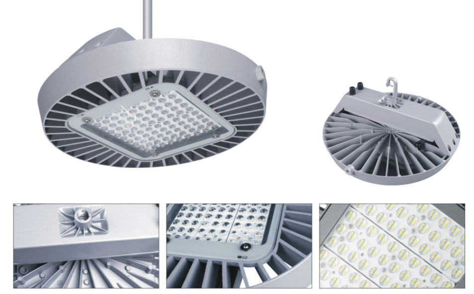 Philips Chip IP65 Waterproof Ik09 200W High Power LED Highbay Light Industrial Lighting