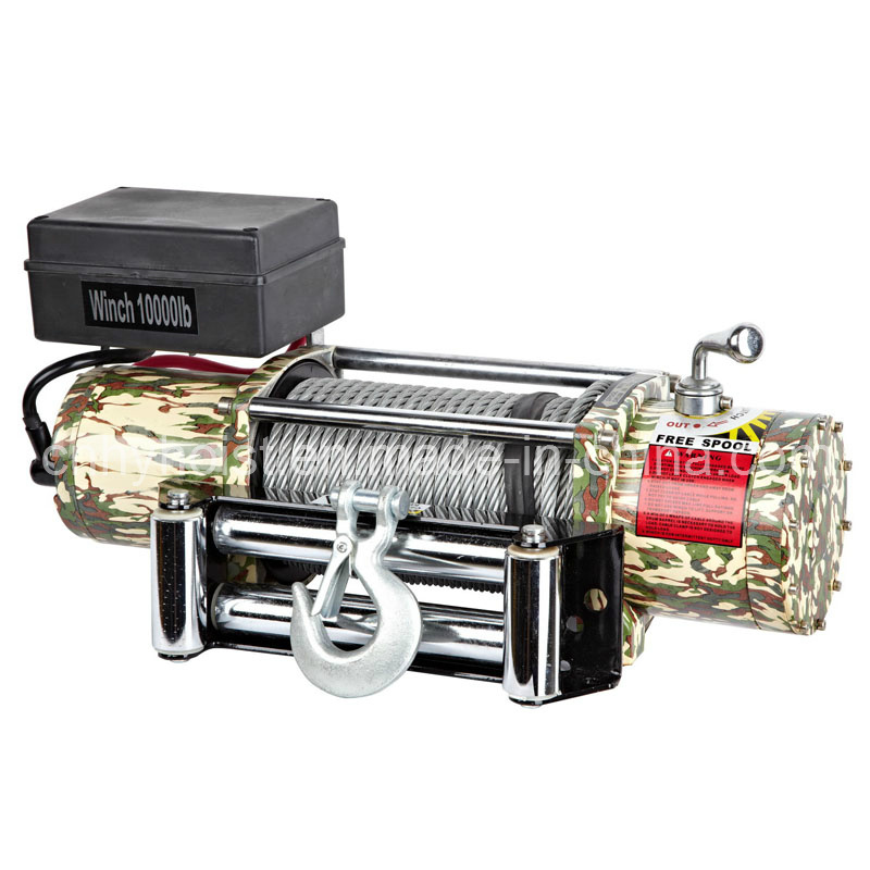 Truck Winch with CE Approval (WT-10000)
