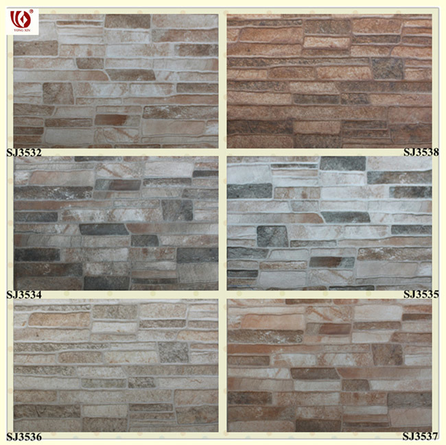 China 3d Wall Tile As Living Room Wall Tiles 333x500mm