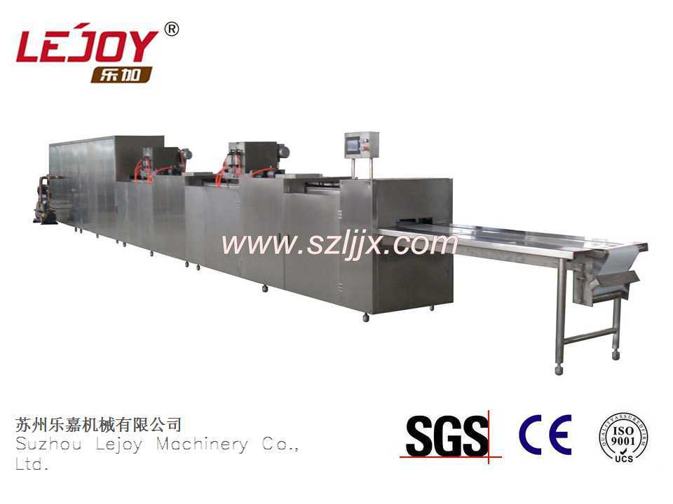 Chocolate Automatic Casting Machine (double heads)