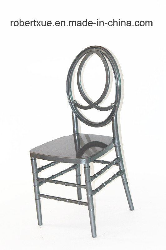 Wholesale Wedding Banquet Clear Resin Phoenix Chair