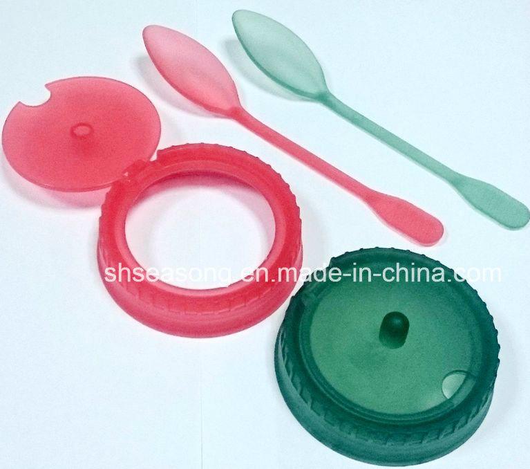 Sugar Pot Lid / Plastic Cap / Bottle Cover (SS4313)