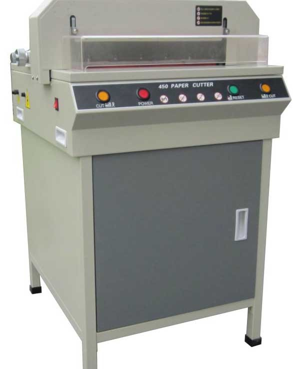 Hot Selling Digital Paper Cutter with Manual Pressing 450