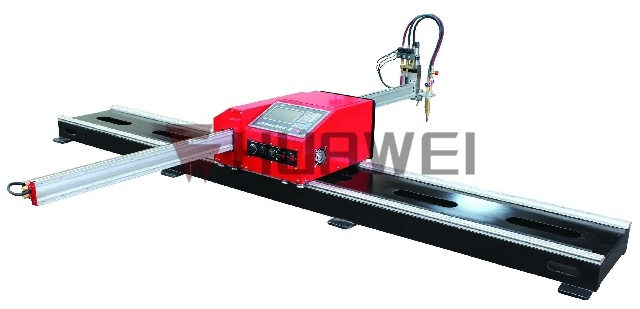 Portable CNC Flame Oxy Fuel Plasma Cutting Machine Cutter (HNC-1800W)