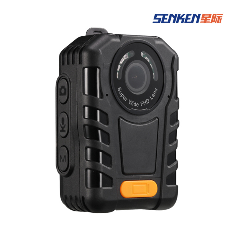 HD 1296p CCTV Security Digital Police Body Worn IP Camera Recoder