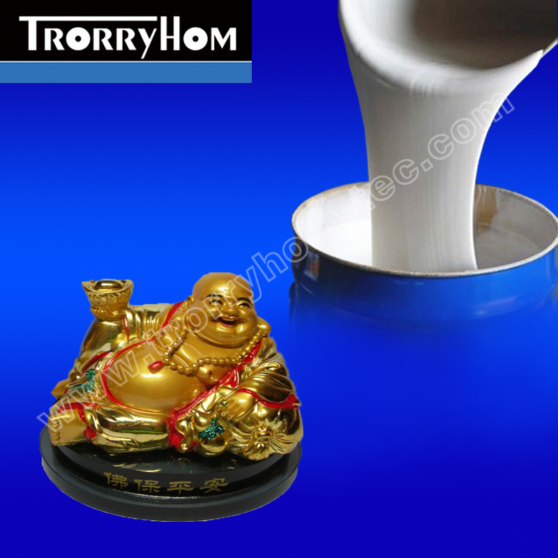 Liquid Mold Making Silicon Rubber for Resin Crafts Use