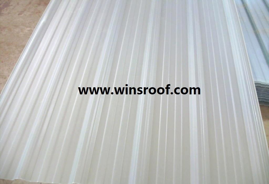 Wins PVC Translucent Roof Tile