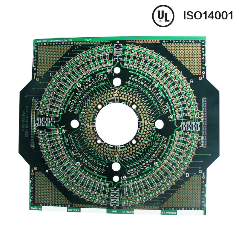 UL E253641 2L&Multilayer Printed Circuit Board PCB