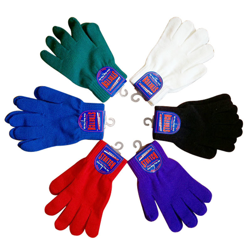 Men Women Junior Sports Gloves with Acrylic (AC-1)
