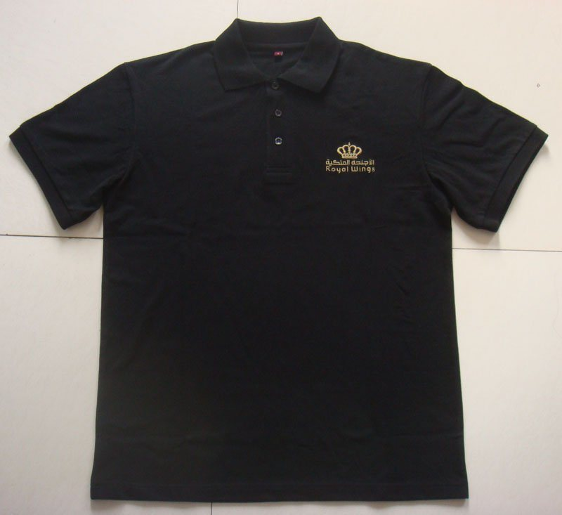 Embroidery polos shirts free embroidery patterns for Embroidered police polo shirts