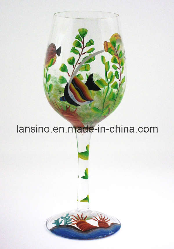 simple glass painting design ideas vase or wine glass painting - Wine Glass Design Ideas