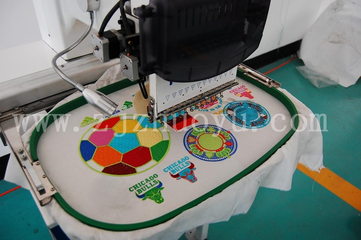j Harold Distributors - ZSK and Ricoma Embroidery Machines