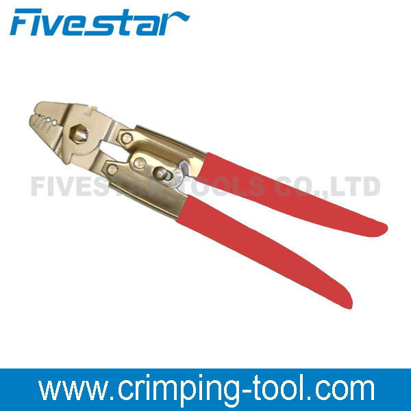 China stainless steel crimping tool for crimp fishing line for Fishing crimping tool