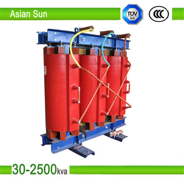 33kv 630kVA Dry Type Power Transformer for Substation by Factory