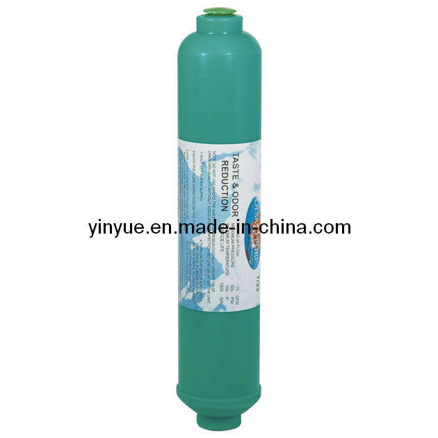 Post Active Carbon Filter (T33-2)