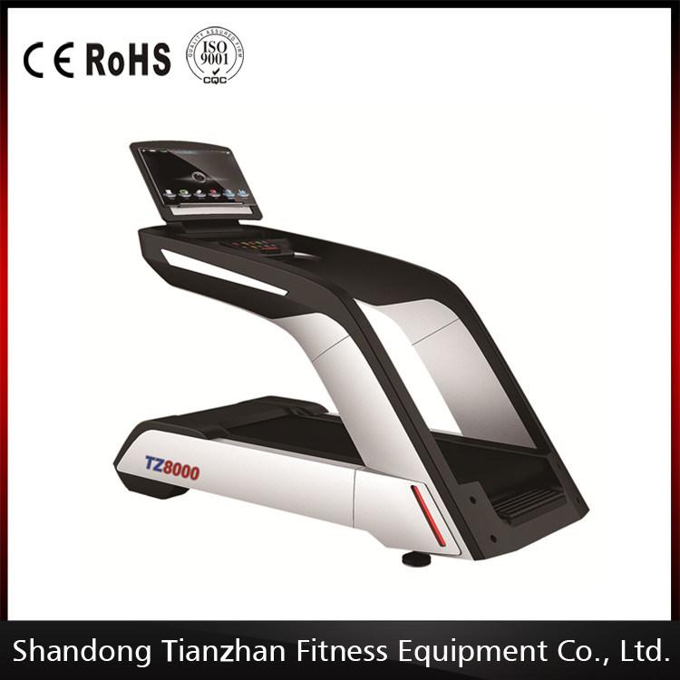 2016 New Design Treadmill/Touch Screen Treadmill
