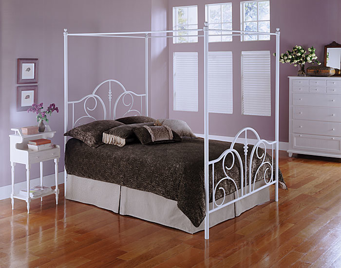 China wrought iron bed c 011 china bed metal furniture - Iron bedroom sets ...