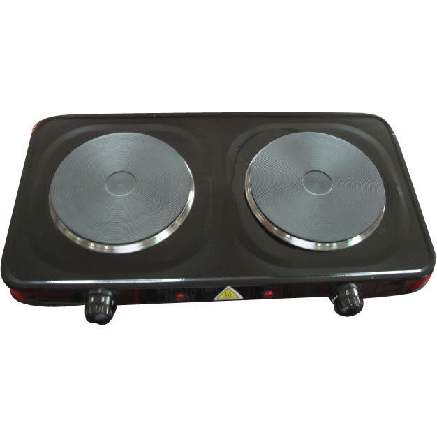 Double Electric Burner Portable Double Burner Electric Stove