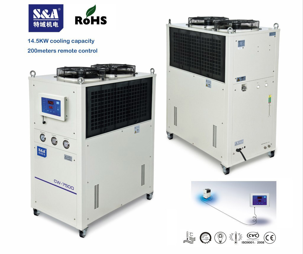 RoHS Water Chiller for 400W YAG Laser Welding Machine (CW-7500)