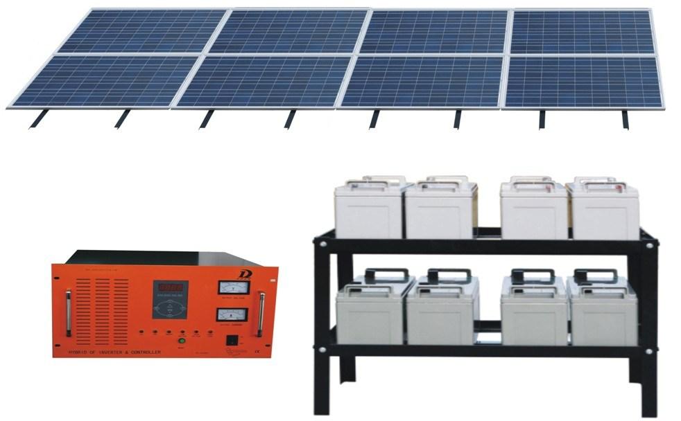 ... Home 1000w (48V240AH) - China Solar Energy System, Solar Home System