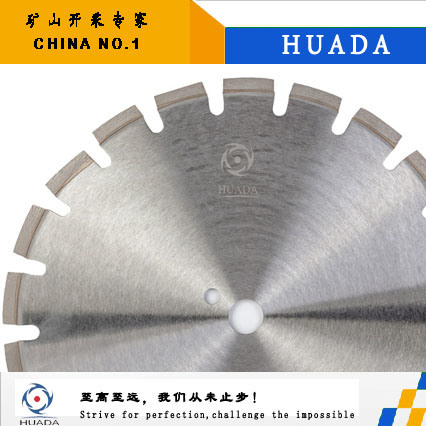 Concrete Cutting Saw Blade