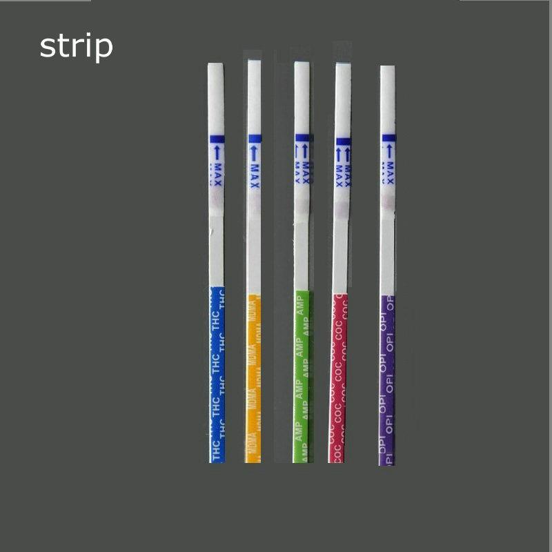 Drug DIP Panel Test Cassette/Multi-Drug Panel Test Card/Doa-5 DIP Panel Test