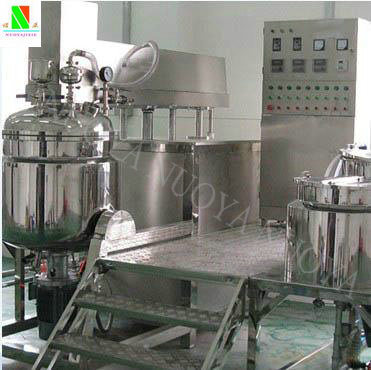 Zjr Chemical Vacuum Emulsifying Mixer