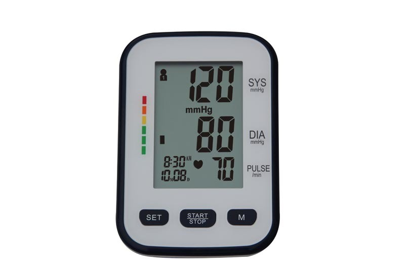 Arm-Type Medical Digital Blood Pressure Monitor