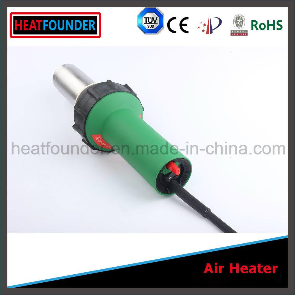3400W Temperature Adjustable Electric PVC Welding Machine Hot Air Gun