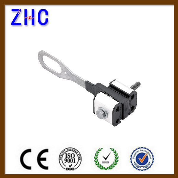 Neutral Transmission Overhead Line Dead End Strain Wedge Clamp